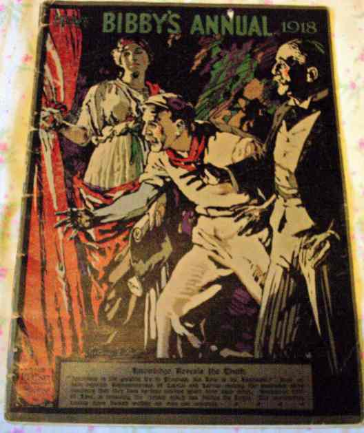 Bibby's Annual 1918.