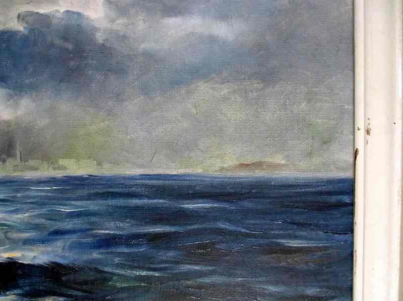 Moonlit Ocean, more detail.