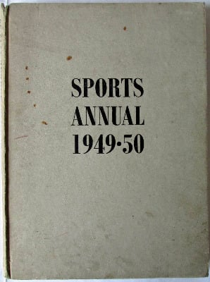 Sporting Record, Sports Annual 1949-50, Country & Sporting Publications, 19