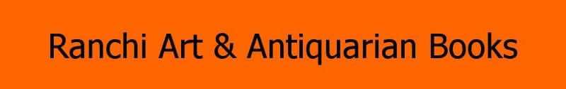 Ranchi Art & Antiquarian Books' Logo.