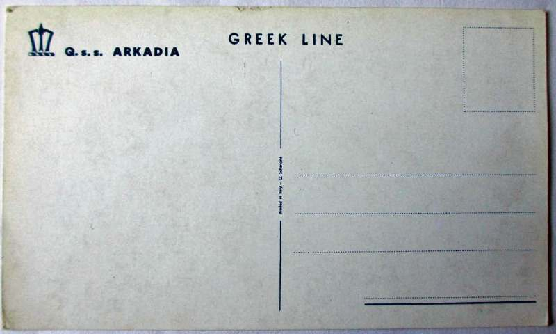Back of the postcard.