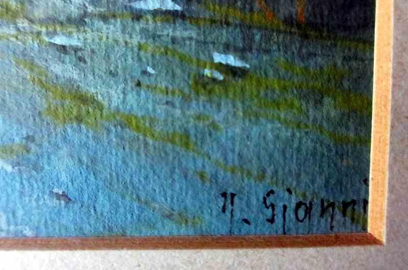 Y. Gianni signature.