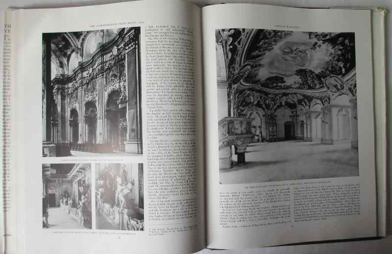The Connoisseur Year Book 1954, published by the National Magazine Co. Ltd., London. Sample pages.