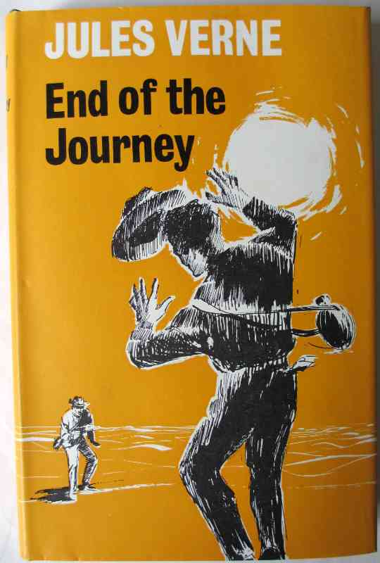 End of the Journey by Jules Verne, published by Arco Publications 1965.