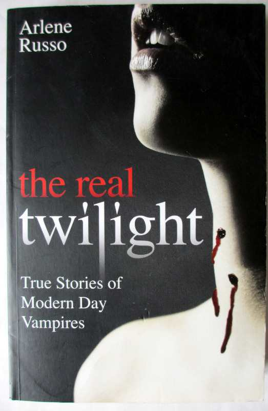 The real twilight by Arlene Russo, published by John Blake, 2010.