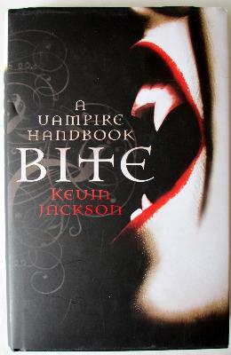 A Vampire Handbook Bite by Kevin Jackson, Portobello Books, 2009.