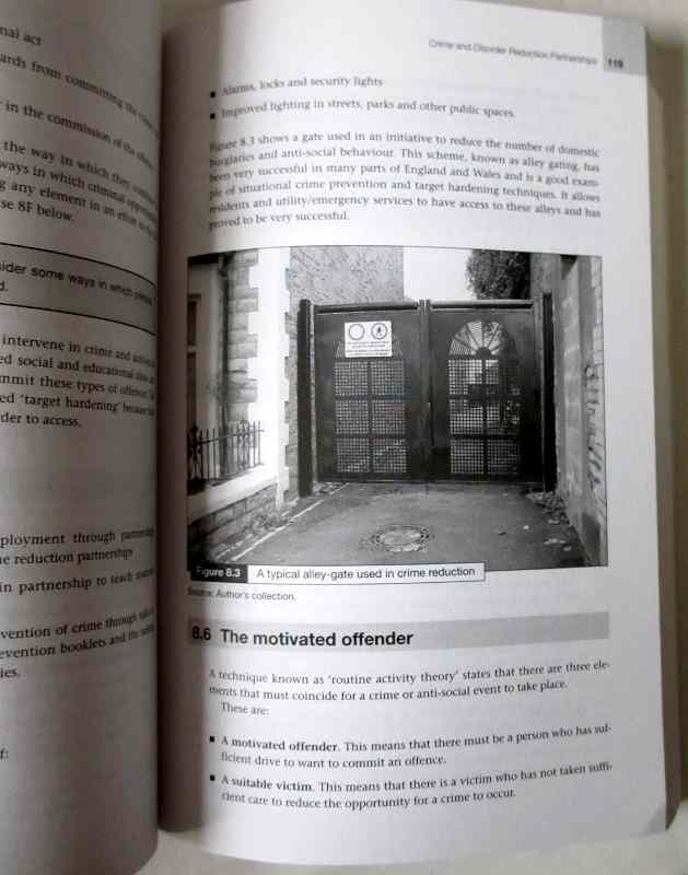 Introduction to Police Work edited by Colin Rogers & Rhobert Lewis Willan Publishing, First Edition, 2007. Sample page.