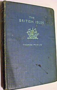 The British Isles by Thomas Pickles 1950.