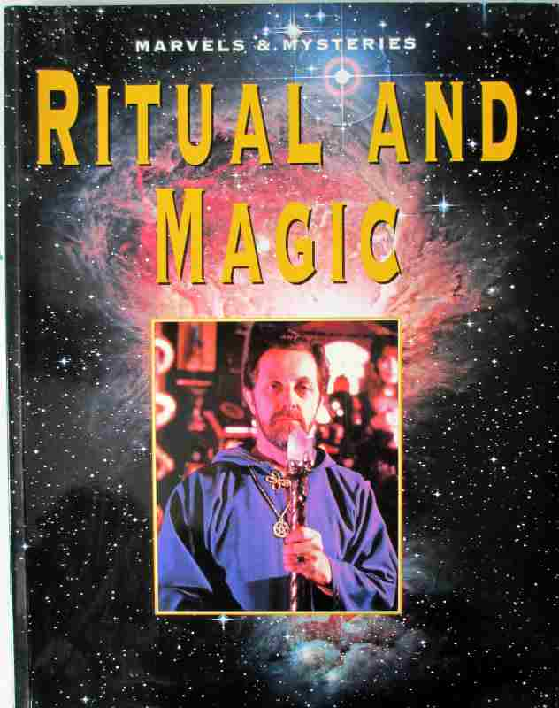 Ritual and Magic, Parragon, 1997.
