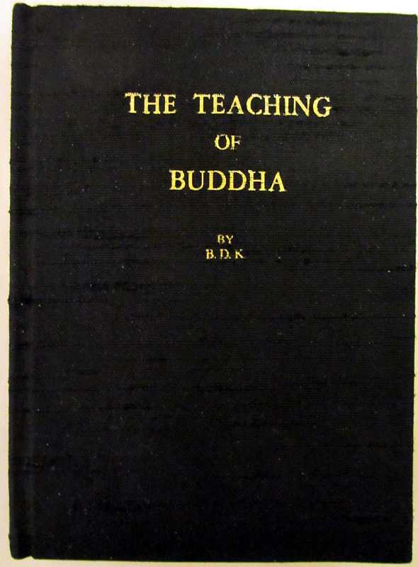 The Teaching of Buddha, 20th Edition 1973.