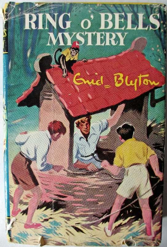 Ring o' Bells Mystery by Enid Blyton 1966.
