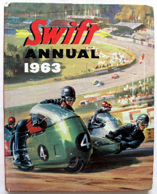 Swift Annual 1963, published by Longacre Press Ltd.