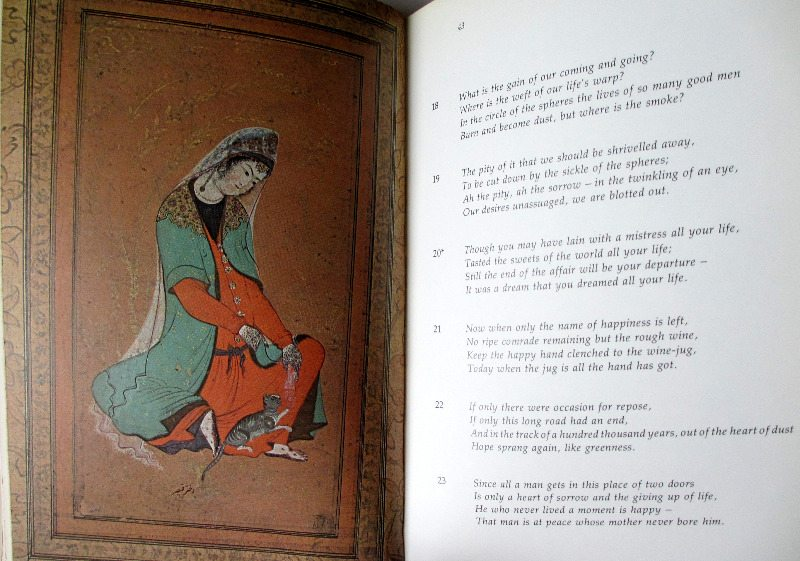 The Ruba'iyat of Omar Khayyam, BCA, 1979.