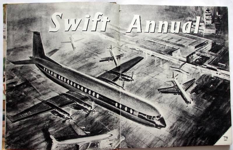 Swift Annual 1963. Title pages.