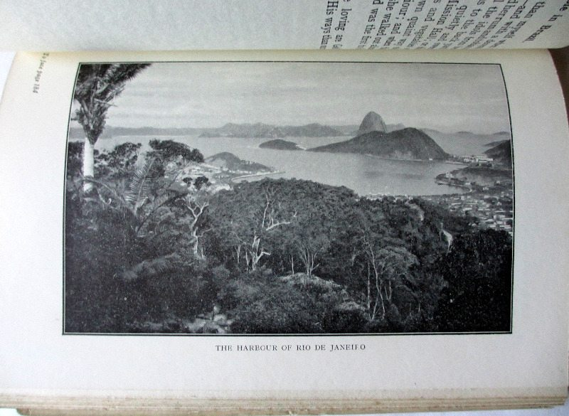 Adventures with the Bible in Brazil by F.C. Glass, c1923. 1st Edition. Plate.