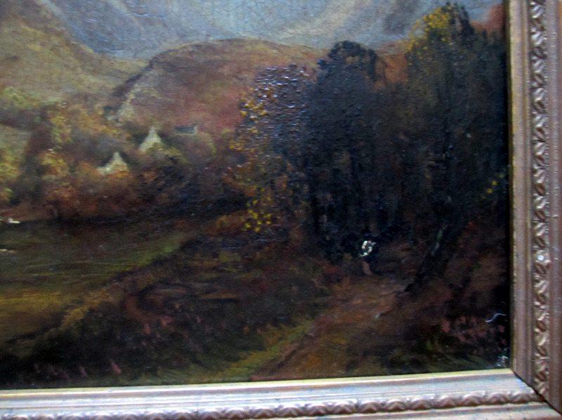 Welsh Landscape.