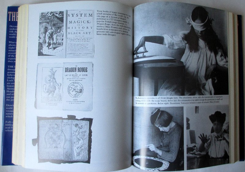 The Paranormal; An Illustrated Encyclopedia by Stuart Gordon, 2000.