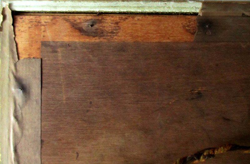 St. Ives, signed W. Sands. Verso, missing framing tape.