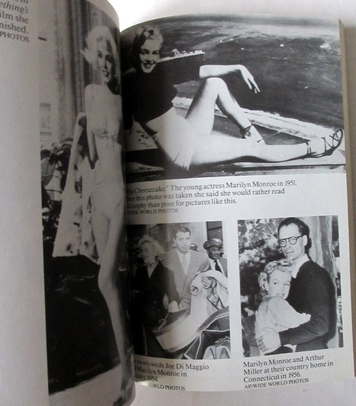 The Murder of Marilyn Monroe, sample photos.