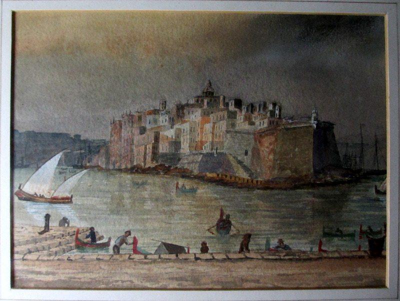 Scala Point Malta 1874.