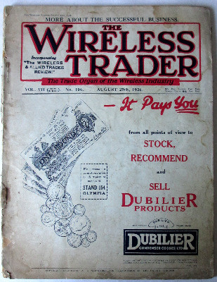 The Wireless Trader, Incorporating