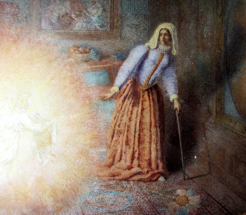 Marguerite's Vision.