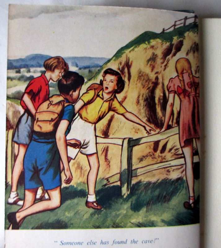 Terry's Adventures by Mrs Hann, 1955.