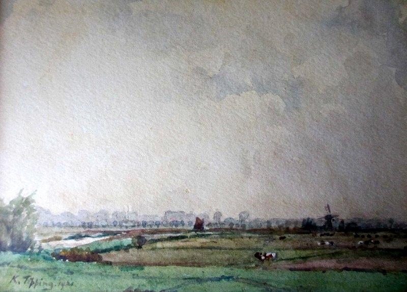 Suffolk Landscape.