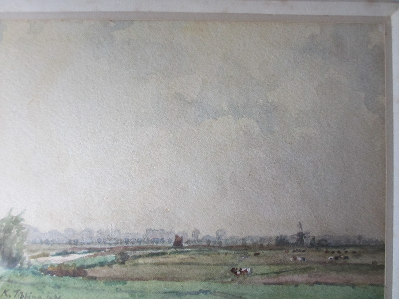 Suffolk landscape.