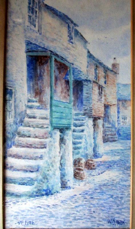 St. Ives, c1930.