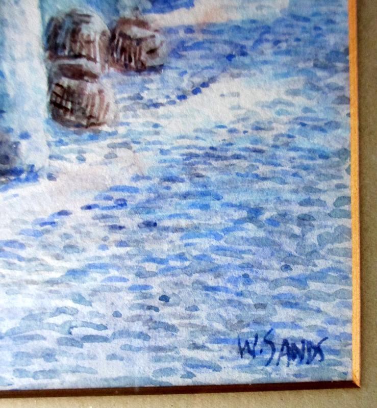 St. Ives, detail.