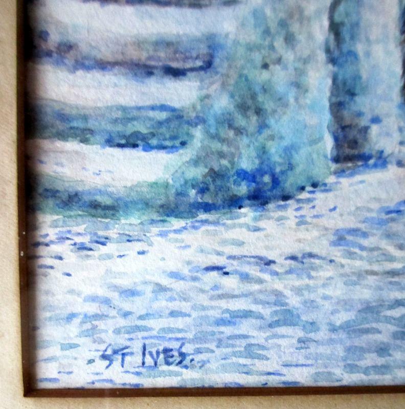 St. Ives.