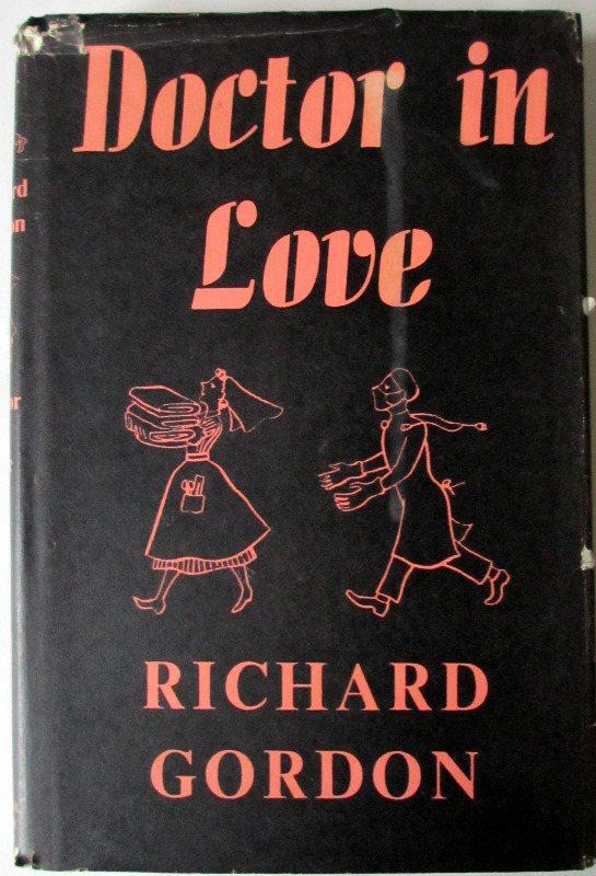 Doctor in Love, Richard Gordon, 1957.