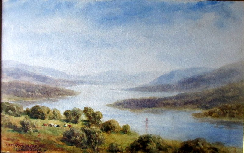 Coniston Water. Alternative detail view.