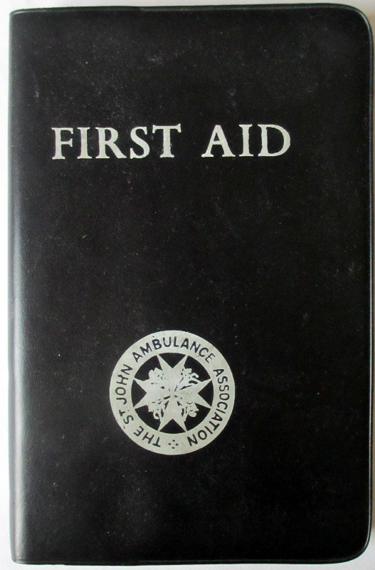 First Aid, 2nd Edition, 1965.
