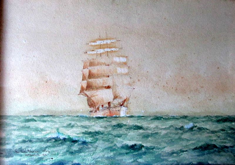 In South American Waters. William Minshall Birchall.