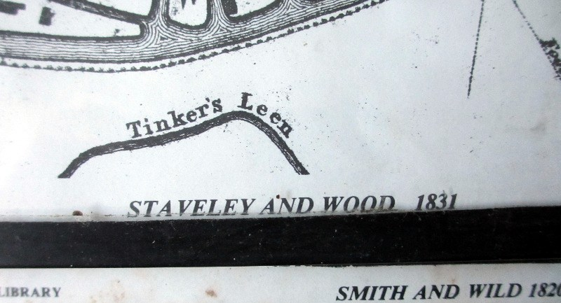 Staveley and Wood 1831