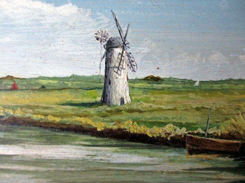 Thurne Dyke Mill.