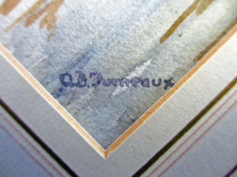 A.B. Furneaux signature.