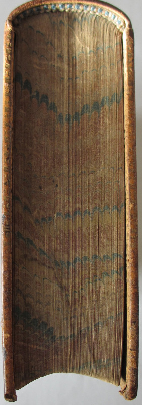 The Book of Authors, W.C. Russel, 1869. Top edge.