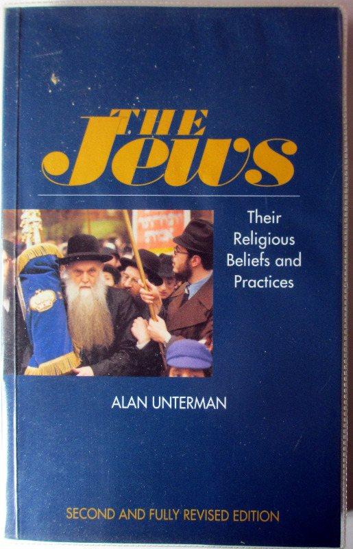 The Jews, Alan Unterman, 1996.