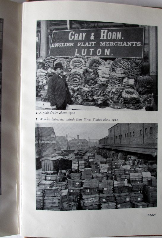 The Story of Luton by Dyer, Stygall & Dony, 1964. 1st Edn. Sample photographic plates.
