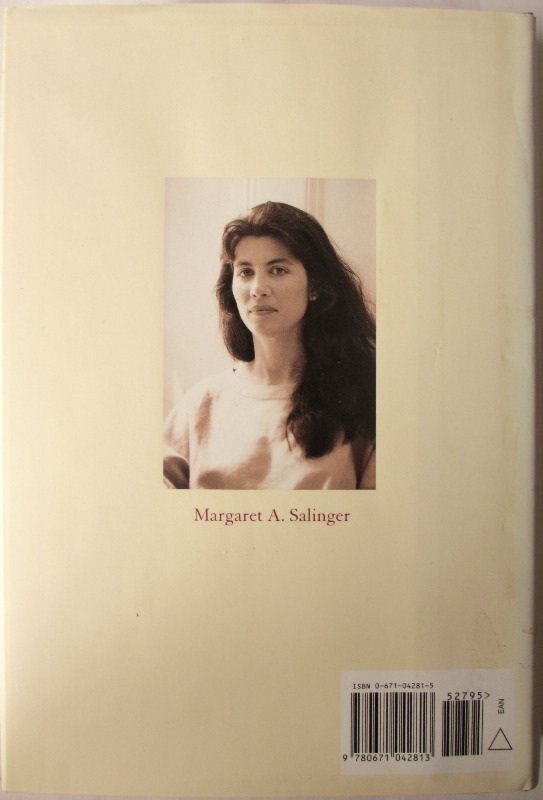 Dream Catcher A Memoir By Margaret A Salinger First Edn 40 Impressive Dream Catcher Memoir