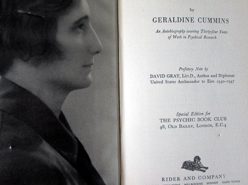 Unseen Adventures by Geraldine Cummins 1951.