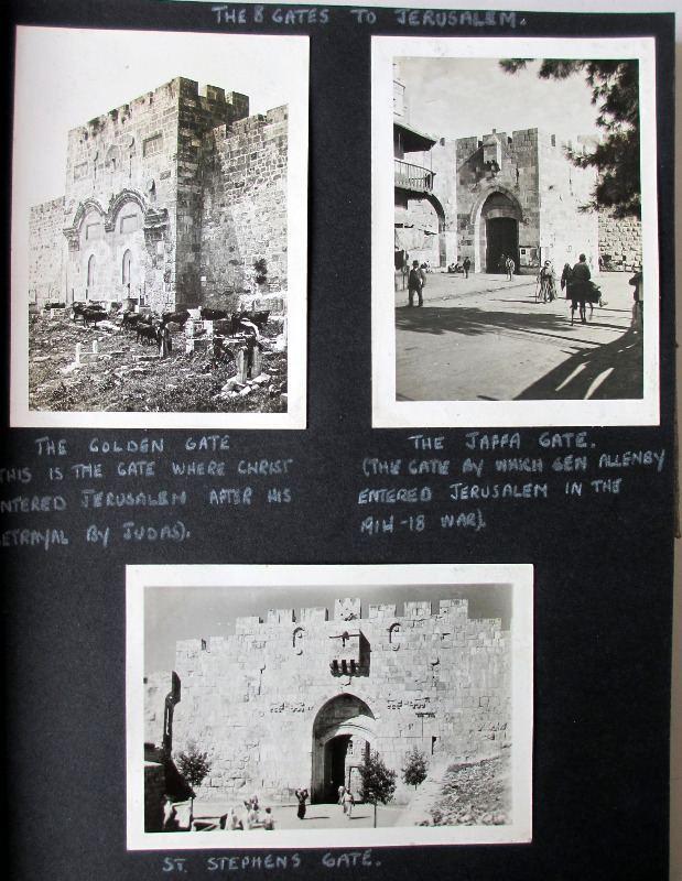 Photograph Album 1943-1945. Details.