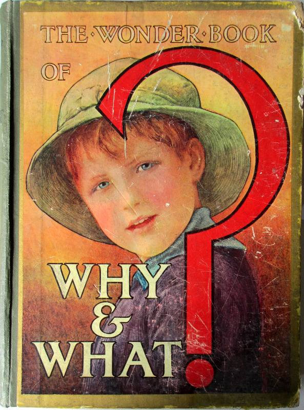 The Wonder Book of Why & What? edited by Harry Golding. c1930