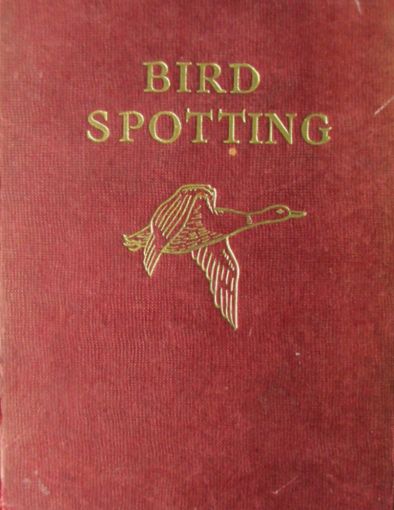 Bird Spotting by John Holland, Illustrated by Rein Stuurman. 1965. 2nd Edn.