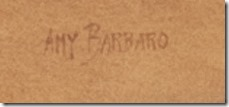 Amy Barbaro signature 1