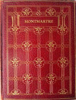 The Illustrators of Montmartre by Frank L Emanuel. The Langham Series of Art Monographs. Vol. III. 1904. 1st Edn.