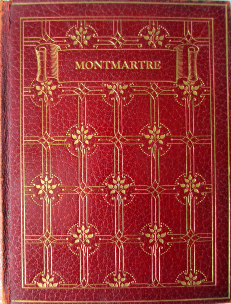 The Illustrators of Montmartre by Frank L Emanuel. The Langham Series of Ar